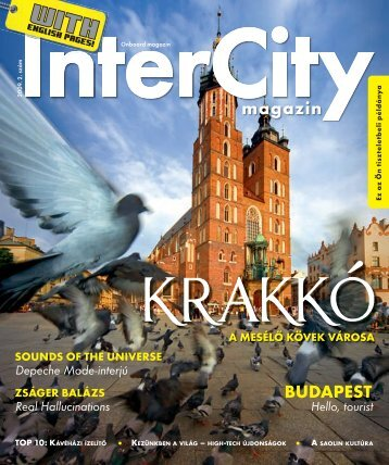 InterCity Magazin 2009/nyár