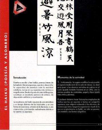 A Y ASOMBRO) - Sector Lenguaje y Comunicación