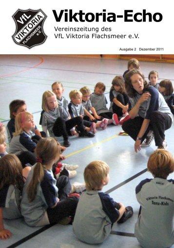 Echo 02 11_11.cdr - VfL Viktoria Flachsmeer