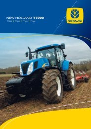 NEW HOLLAND T7000