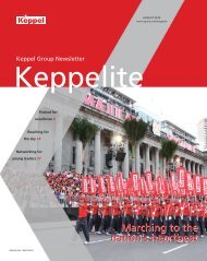 August 2010 - Keppel Corporation
