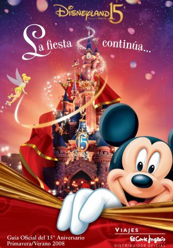 Opciones Mágicas - Disneyland® Paris