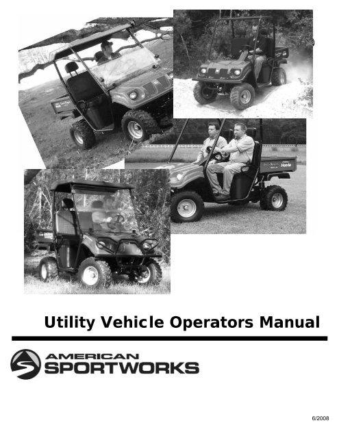 subaru 265cc engine diagram utility vehicle operators manual reliable go karts  utility vehicle operators manual