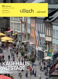 KAUFHAUS ALTSTADT - Villach