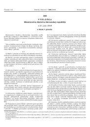 Vyhláška MŠ SR č. 305/2008 Z. z. o škole v prírode