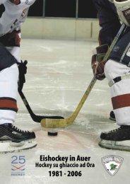 25 Jahre Eishockey in Auer.indd - Aurora Frogs