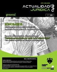 Nº 188 general - Actualidad Jurídica