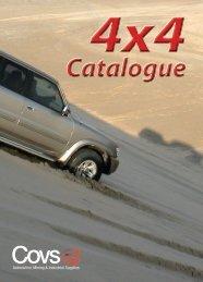 4x4 Catalogue NISSAN - Covs