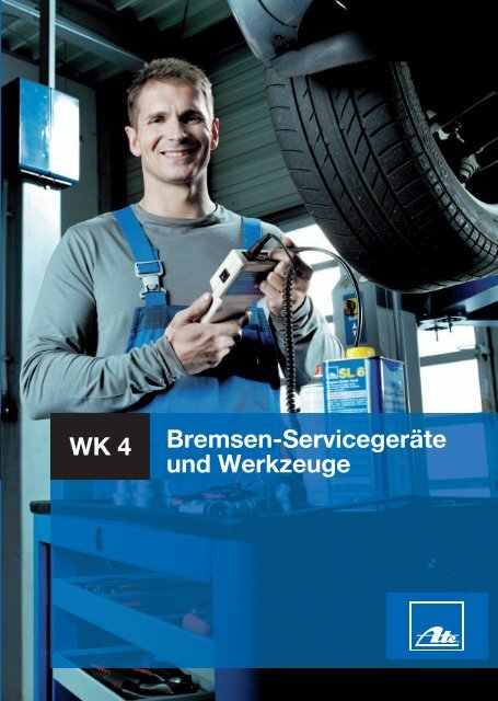 ATE Werkzeug Katalog - Hostettler Autotechnik AG