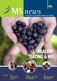 Download PDF - MS News Issue 88 - MS Ireland