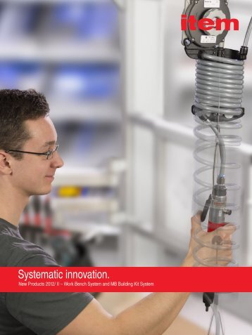 PDF catalogue - item Industrietechnik GmbH