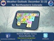 December 21-22 storm
