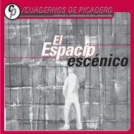 Cuadernos de Picadero No. 4 - Instituto Nacional del Teatro