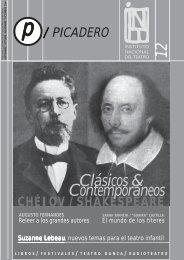 Clásicos & Contemporáneos - Instituto Nacional del Teatro