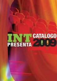 fin de partida - Instituto Nacional del Teatro