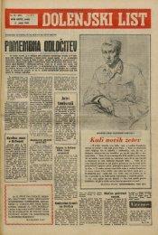 21. julij 1965 (Å¡t. 800) - Dolenjski list