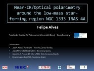Near-IR/Optical polarimetry around the low-mass star-forming region ...