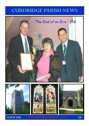 March 08 Curdridge Parish News - Hampshire County Council