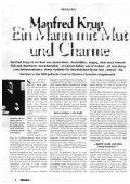 """Manfred Krug • Porträt/Titelgeschichte in """"Menschen"""" - FreaXpower.de - Page 2"""