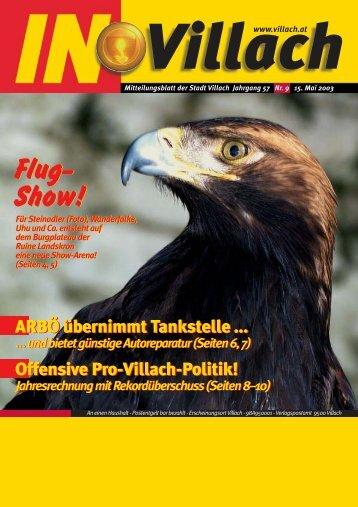 Flug- Show! Flug- Show! - Villach