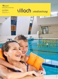 ERSTER BADETAG! - Villach