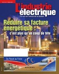 Réduire sa facture énergétique : - Electrical Business Magazine