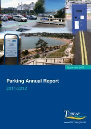 Torbay Council - British Parking Association