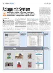 PCtipp 2008-04 in der Fototipp-Serie (PDF) - Markuszitt.ch