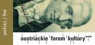 wystawa - Austriackie Forum Kultury