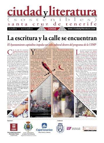Ciudad y literatura - Manuel Padorno