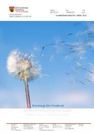 Strategi för vindbruk - Östhammars kommun