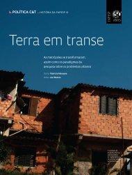 Terra em transe - Revista Pesquisa FAPESP