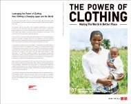 Leveraging the Power of Clothing: How Clothing is ... - Uniqlo