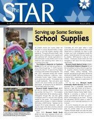 School Supplies - Broward Health