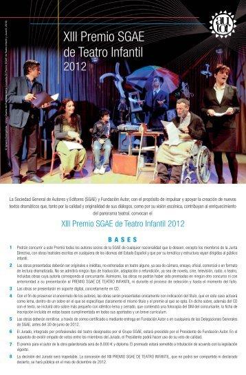 Descarga las bases en PDF del XIII Premio - Anaya Infantil y Juvenil
