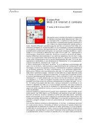 Web 2.0 Internet è cambiato - Amaltea