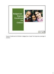 The Affordable Care Act: what you need to know - Covering Kids ...