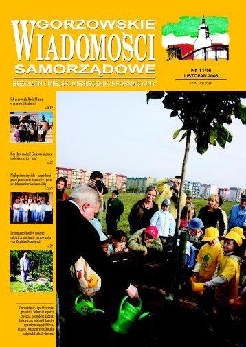 GWS Nr 11/2006 - Gorzów