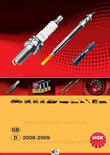 Marine Parts Supply : Bosch ngk
