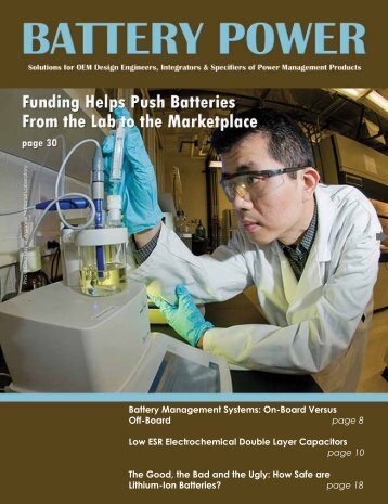Battery Management Systems - Battery Power Magazine