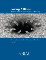 Losing-Billions-The-Cost-of-Iran-Sanctions