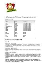 Turnierbericht_Halle_2013 - PK Fireball