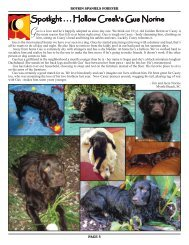 Pages 5-6 - Hollow Creek Kennel