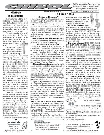 Crisol 2005 - El que busca encuentra