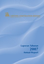 Annual Report 2007 - The Lion Group