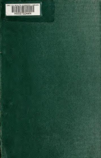 Proceedings of the North Carolina Dental Society - University of ...