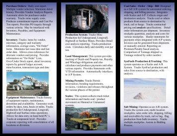 PDF Company Brochure - MiningConnection.com
