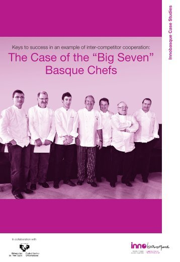 "The Case of the ""Big Seven"" Basque Chefs - ADDI"