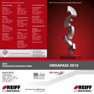 ORGAPASS 2010 - Roller Belgium