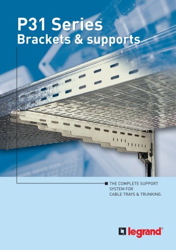 Brackets and supports Legrand